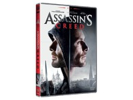 Sci-fi a fantasy filmy DVD Assassin's Creed