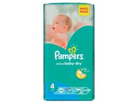 Pampers Active Baby Maxi Pack