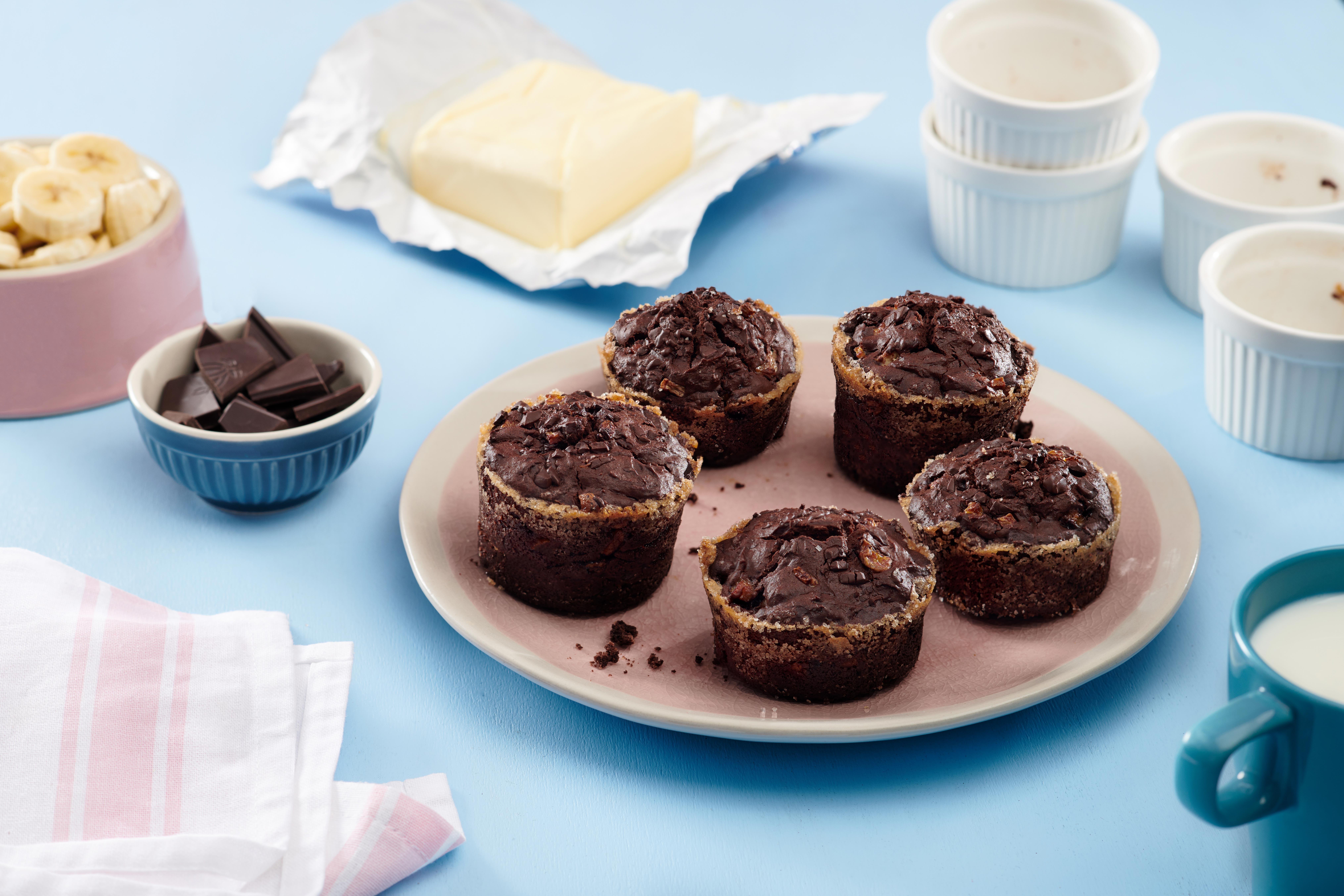 8bad3877d0c61 Čokoládové muffiny rebelky Karolíny | Hello Tesco