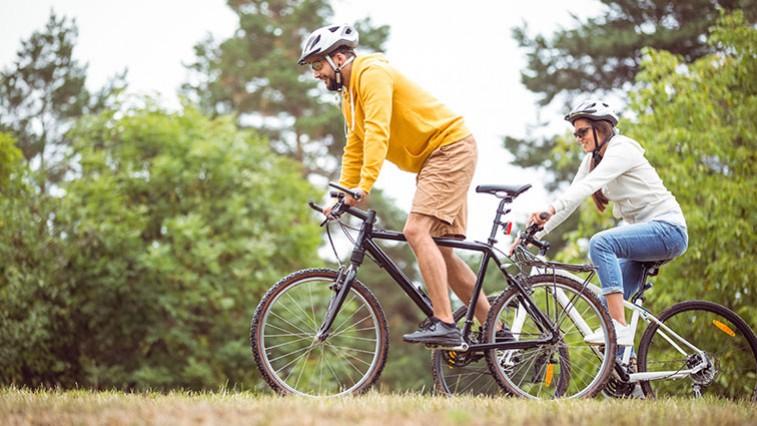 020c8a3f92916 Nebojte sa vysadnúť na bicykel! Je to zdravé a zábavné | Hello Tesco