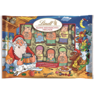 Lindt Little help friends