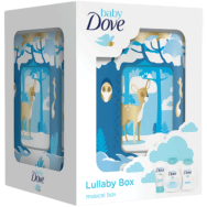 Dove Baby Lullaby box