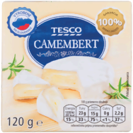 Tesco Camembert