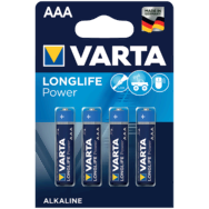 Varta High Energy/Longlife Power batérie