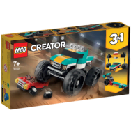 Auto Monster Truck lego 31101