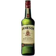 Jameson whiskey 40%