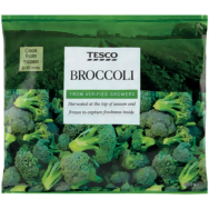 Tesco brokolica