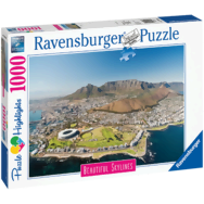 Ravensburger panoráma puzzle