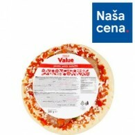 Hearty Food Co. Salámová pizza 300 g