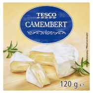 Tesco Camembert 120 g