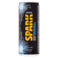 Tesco Energy Drink Original 250 ml