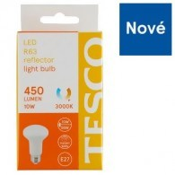 Tesco LED žiarovka 10W (56W) E27