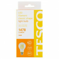 Tesco LED žiarovka 14W (98W) E27