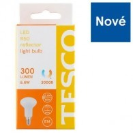 Tesco LED žiarovka R50 6.6W (40W) E14