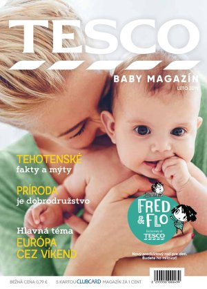 d2a501be4f Tesco Baby Magazín