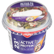 Active protein cottage biely