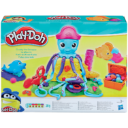 Play-Doh chobotnica Crank