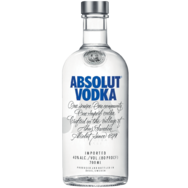 Absolut vodka 40 %