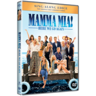 DVD Mamma Mia: Here We Go Again