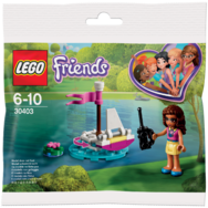Lego Friends mini stavebnice