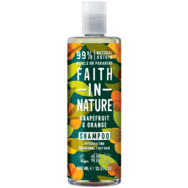 Faith in Nature Bio Vegan šampón citrusy Faith in Nature Bio Vegan kondicionér citrusy