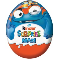 Kinder Maxi Surprise Halloween