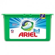 Ariel All In 1 Pods Touch Of Lenor Fresh Color, Gélové Kapsuly Na Pranie, 35 Praní
