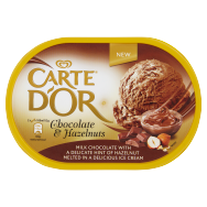 Carte d'Or Chocolate & Hazelnuts 1000 ml
