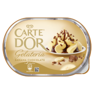 Carte d'Or Gelateria Banana Chocolate 900 ml