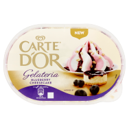 Carte d'Or Gelateria Blueberry Cheesecake 900 ml