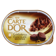 Carte d'Or Gelateria Chocolate Brownie 900 ml