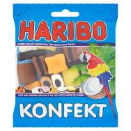 Haribo Konfekt cukrovinka s príchuťou sladkého drievka - zmes 100 g 0416c9adcfd