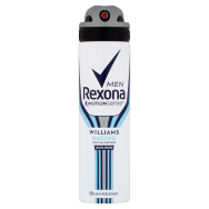 Rexona Men Williams Racing antiperspirant sprej pre mužov 150 ml