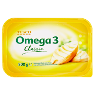 Tesco Omega 3 Classic rastlinná tuková nátierka 500 g c104a888022