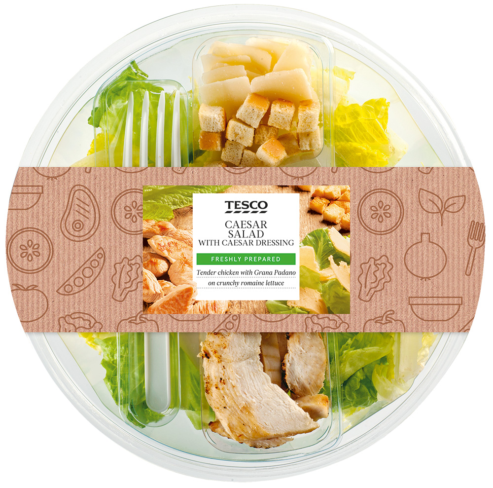 TS CHILLED SALAD CAESAR 210G