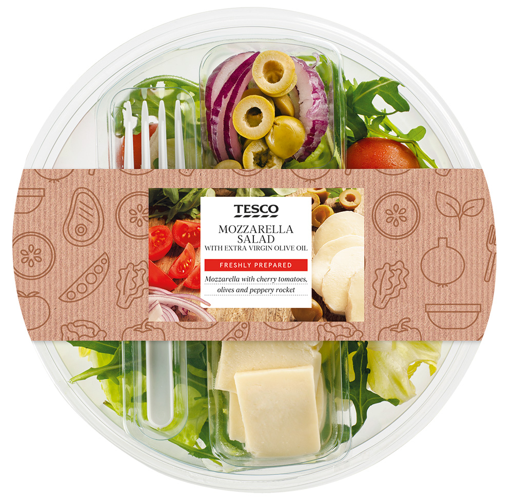 TS CHILL SALAD MOZZARELLA 220G