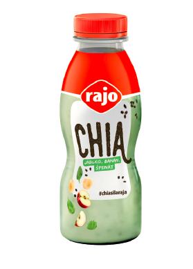 4a203f7dc1272 Chybne vyobrazená položka - Chia drink jablko, banán, špenát 330 g