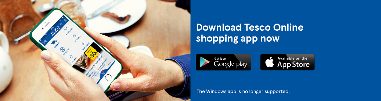 Download Tesco online