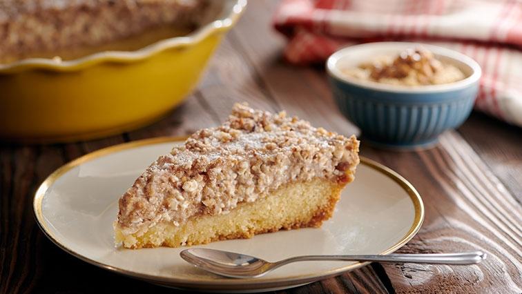 Jednoduchý orechový koláč  4343587e1f4
