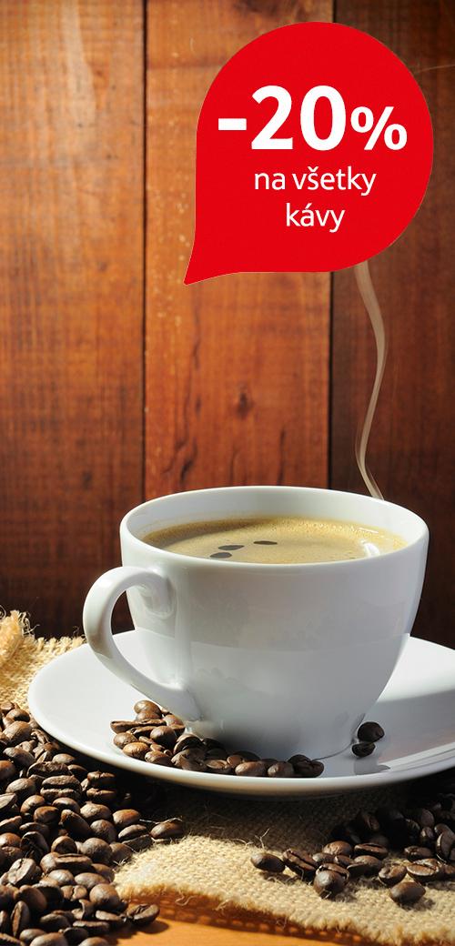 Bez kávy deň nie je dňom