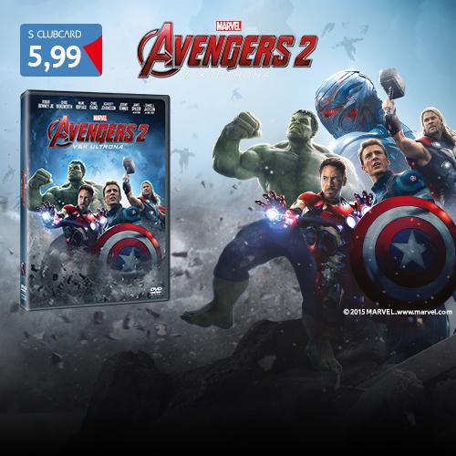 Vychutnajte si akčný komixový súboj Avengers 2