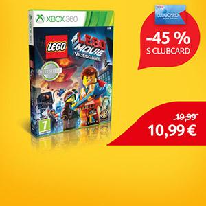 S Clubcard nakúpite ešte výhodnejšie Lego hry