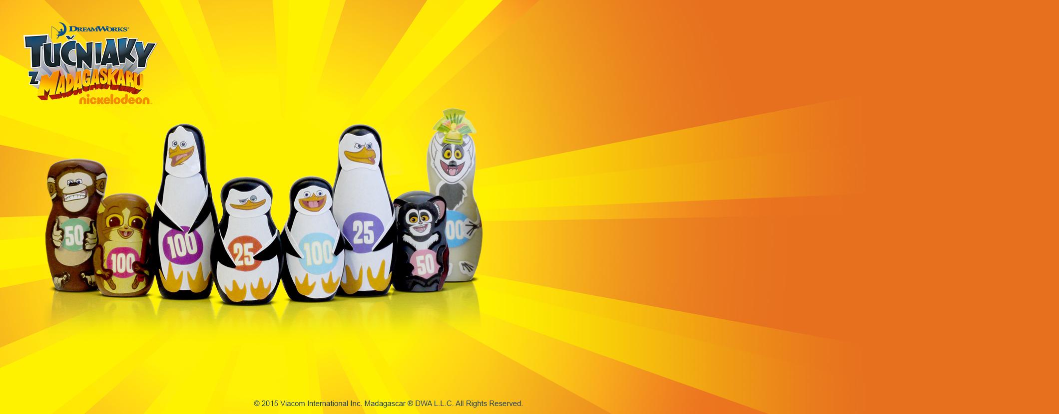 Tučniaky figurka